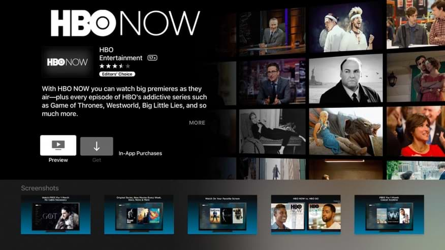 HBO NOW