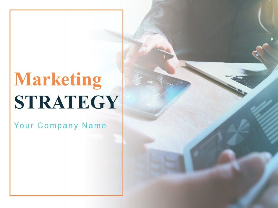 Marketing Strategy Template 6