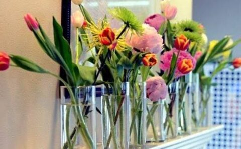 5 Flower Decoration Ideas For Birthday Party