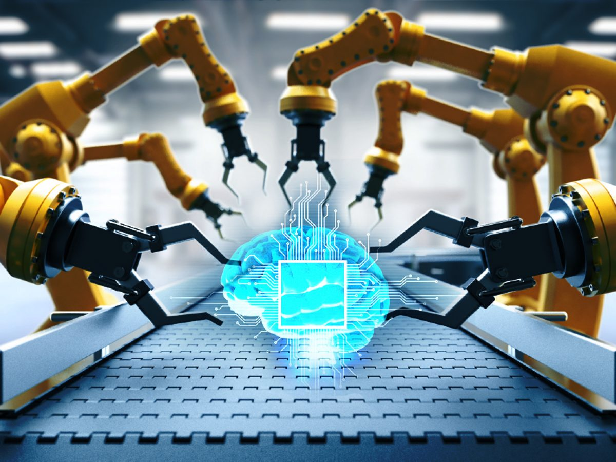 5 Ways AI Is Changing the Manufacturing Industry