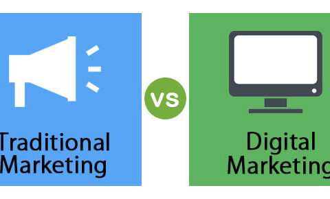 The Tussle Between Digital Marketing And Traditional Marketing Methods