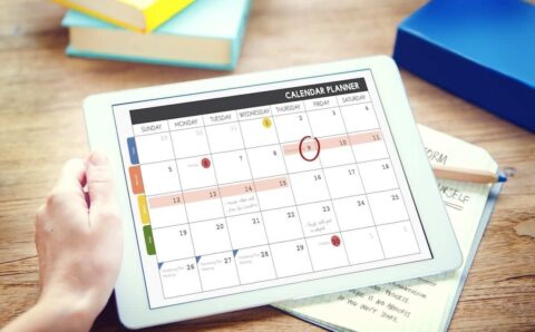 5 Reasons to Use a Social Media Calendar