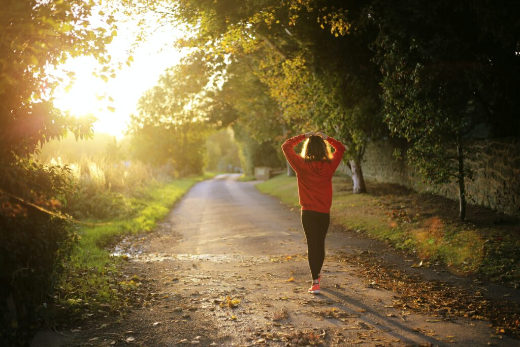 Why Walking Daily Can Make a Huge Difference