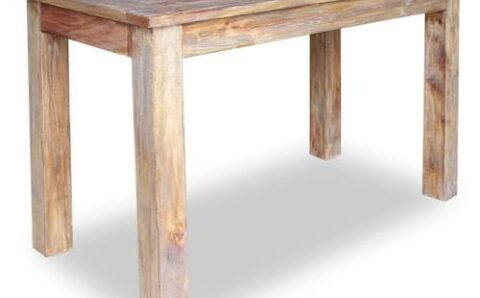 Amazing Benefits That Convince You To Buy Reclaimed Wood Furniture