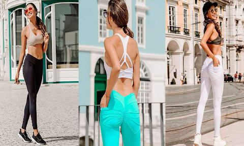 Tips And Tricks To Style Your Booty Lifting Leggings To Show Off The Booty